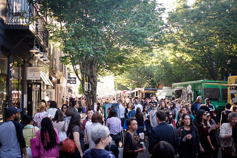 philadelphia street night market festival