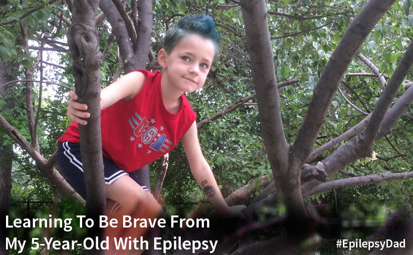 Learning To Be Brave From My 5-Year-Old With Epilepsy