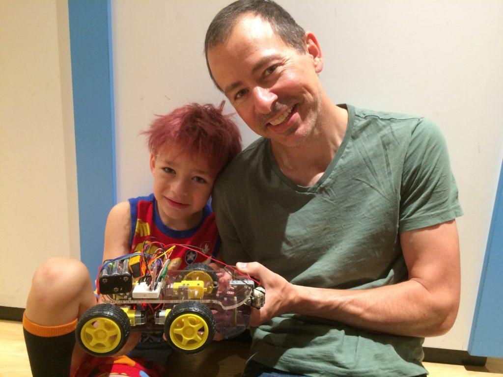 epilepsy dad technology parenting fatherhood
