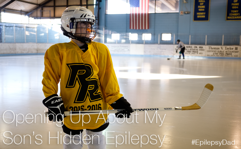 Opening Up About My Son's Hidden Epilepsy