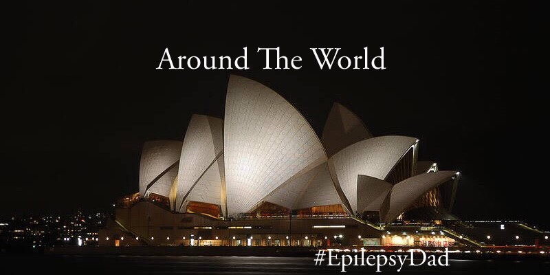 around the world epilepsy dad