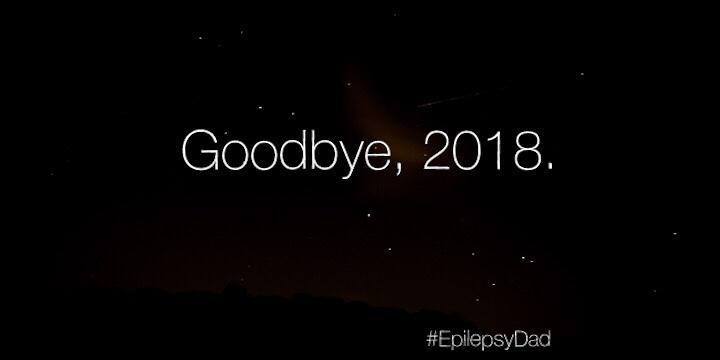 Goodbye, 2018.
