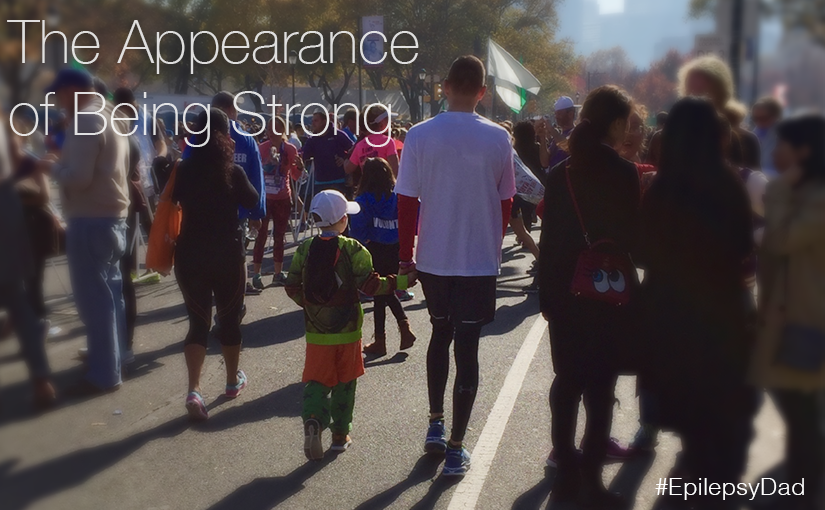 The Appearance Of Being Strong