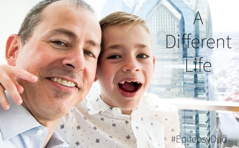 Epilepsy dad a different life parenting fatherhood