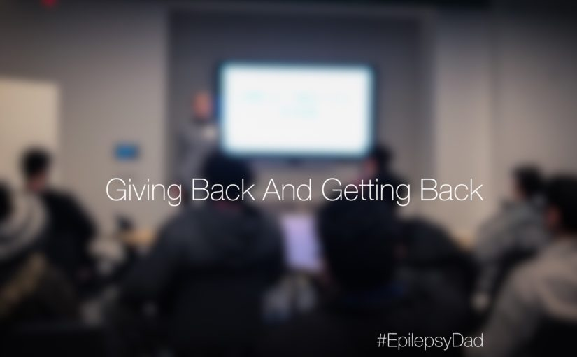 epilepsy dad giving back seizure parenting disability