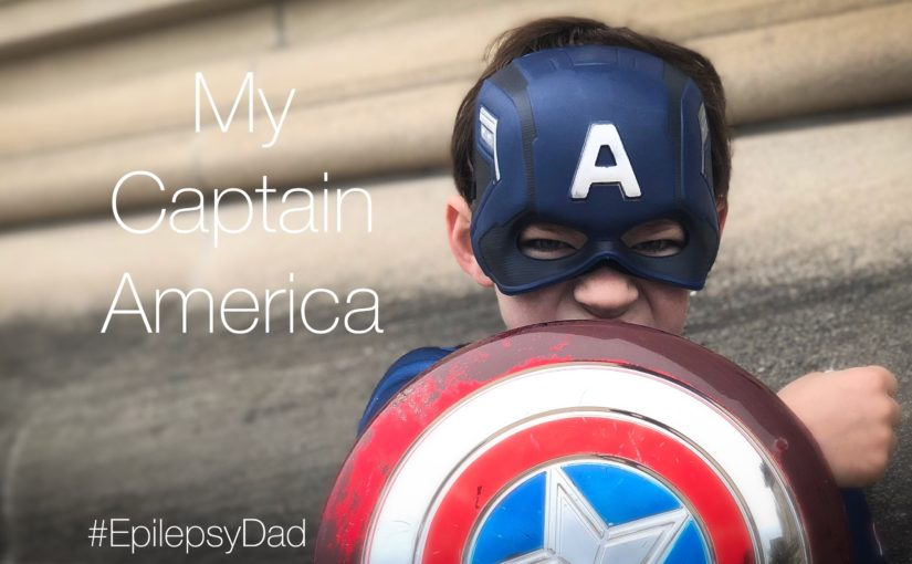 My Captain America