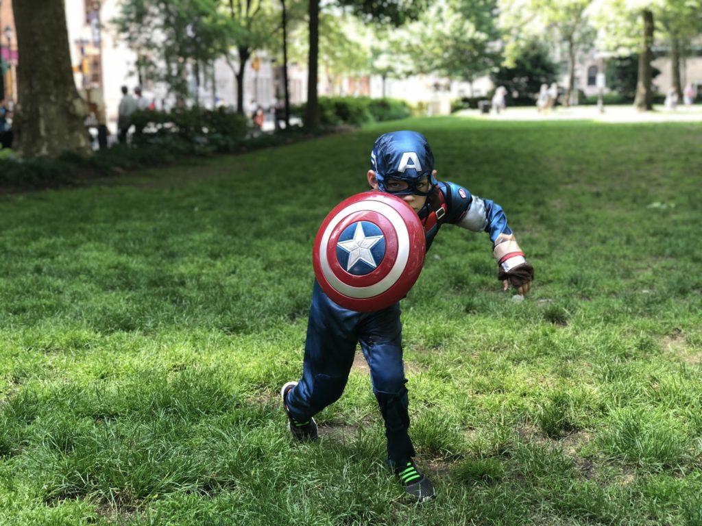 epilepsy dad avengers superhero keto