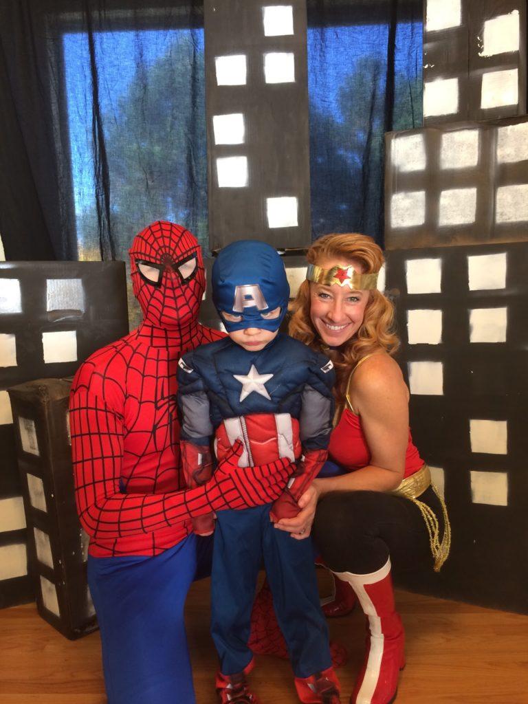 epilepsy dad avengers superhero keto captain america