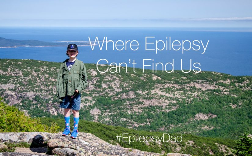 Where Epilepsy Can't Find Us