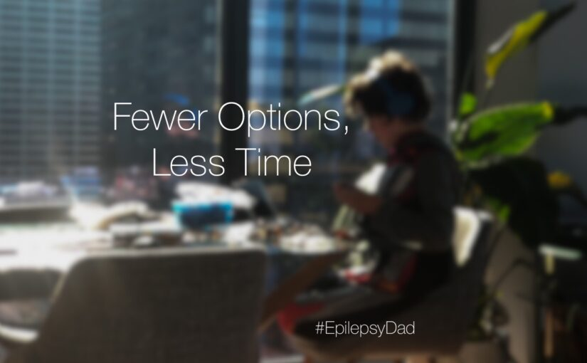 Fewer Choices, Less Time